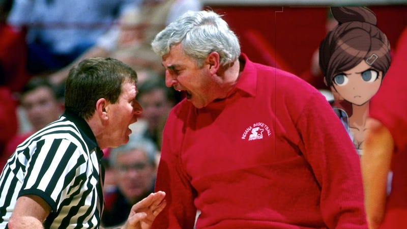 Illustration for article titled Bobby Knight Turns Up In The Strangest Places