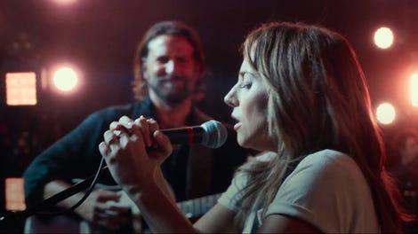 Bradley Cooper and Lady Gaga breathe new soul into an old