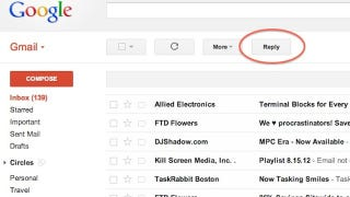 Illustration for article titled Batch Reply for Gmail Makes Replying to Email in Bulk Simple