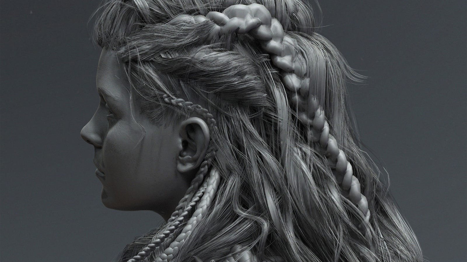 Lets Appreciate This Fine Video Game Hair