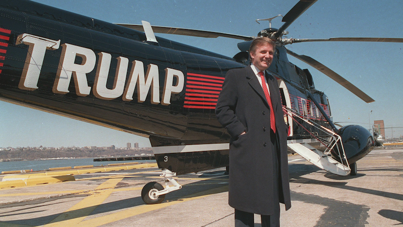 Illustration for article titled Donald Trump in '97: 'I Would Probably Not Be a Very Successful Politician'