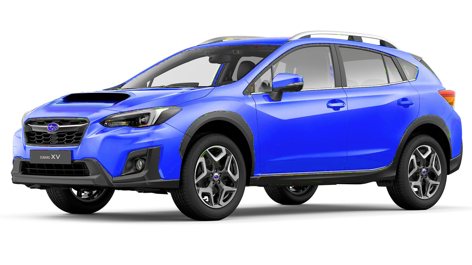 A Subaru Crosstrek WRX Would Make A Ton Of Sense And ...