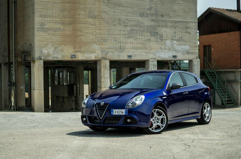 2014 Alfa Romeo Giulietta Quadrifoglio Verde Review