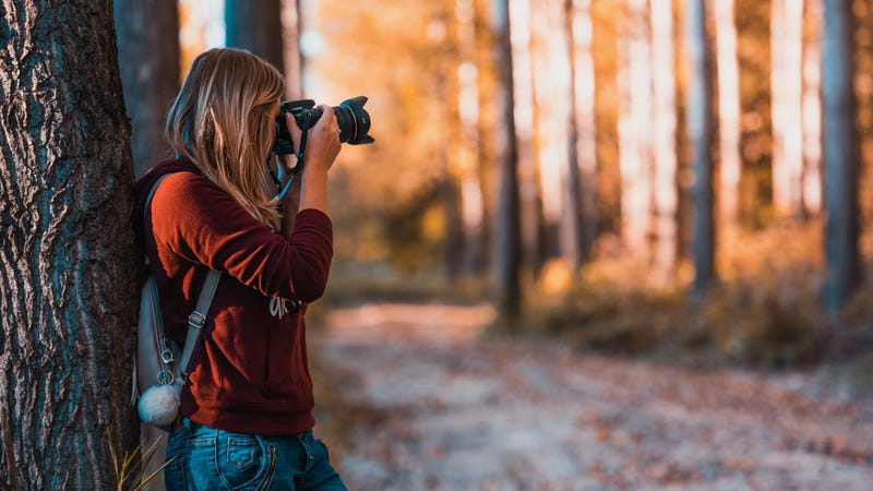 become a better photographer with this 52 week photo challenge