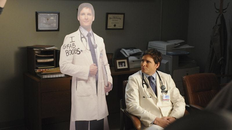 Illustration for article titled Nurse Jackie will be back for a seventh season, but one of its stars won't
