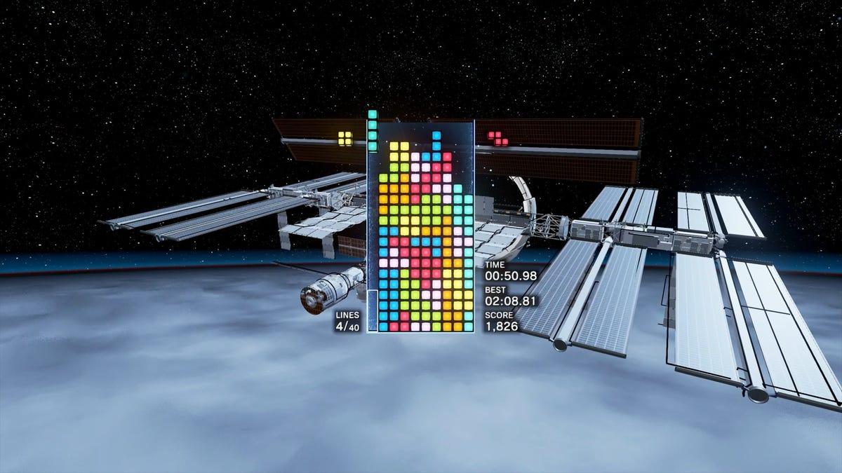 Tetris Effect: The Kotaku Review