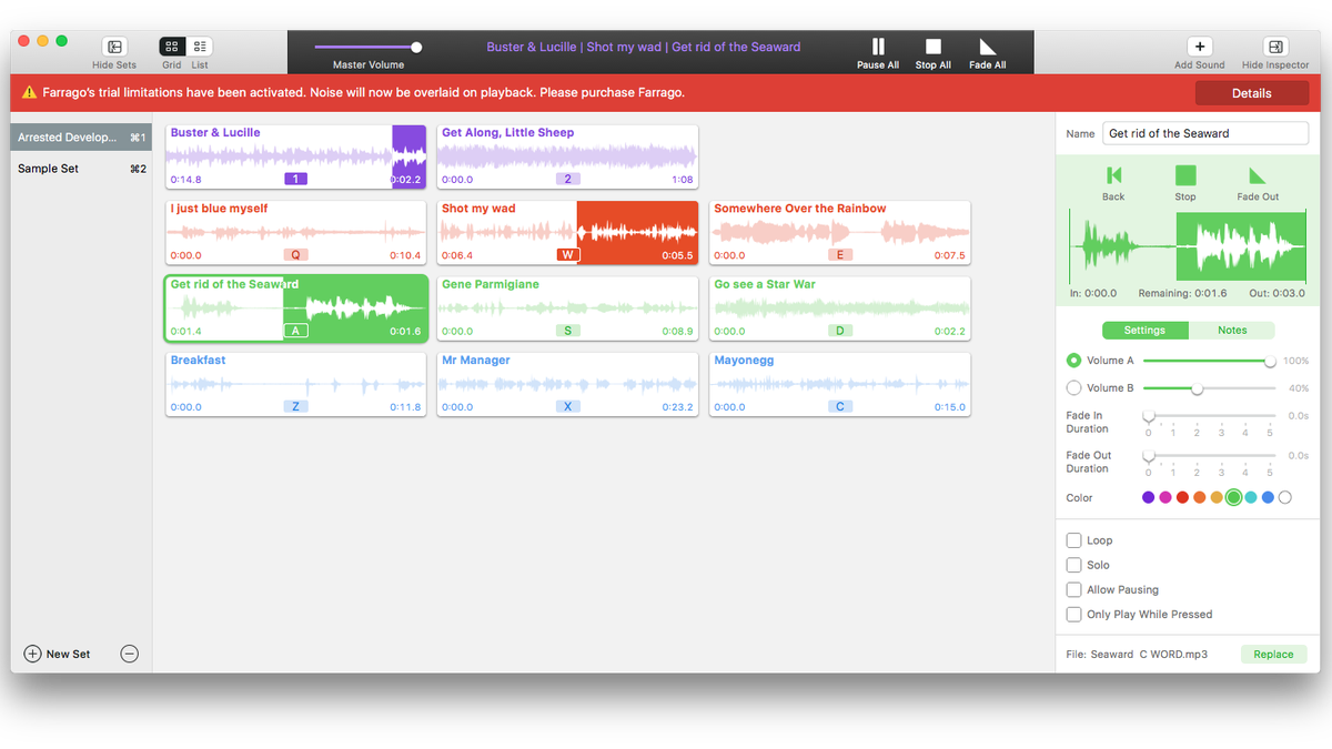 Bring Your Own Sound Effects With This Soundboard App for Mac