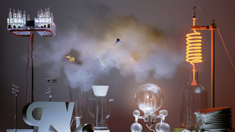 The Delicate, Smoke-Filled Beauty of Mad Science