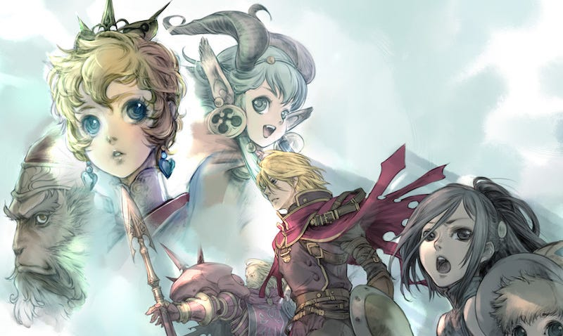 Illustration for article titled The Under-Appreciated Radiant Historia Gets A Full Remake