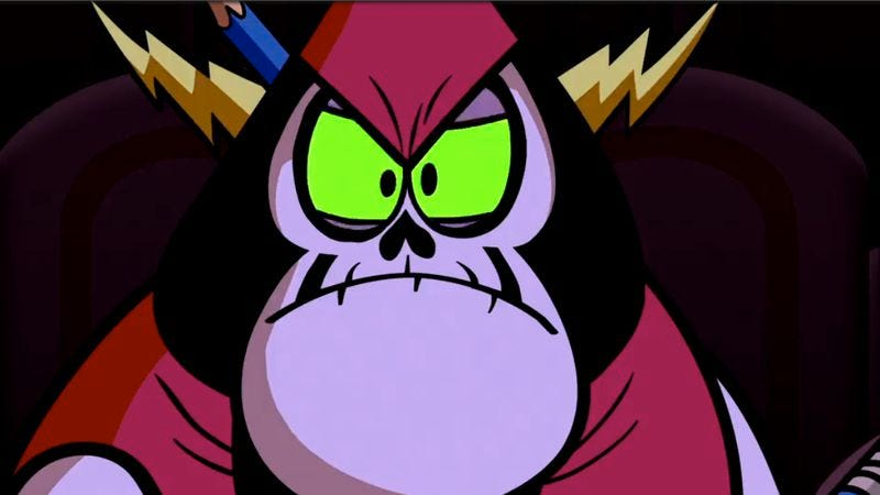Illustration for article titled Wander Over Yonder and Jon Hamm show that limited animation can be sublime
