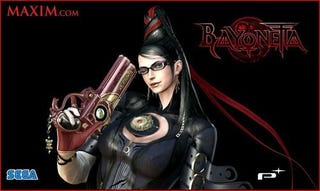 Illustration for article titled Be Bayonetta, Win HD Gaming Set-Up