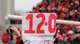 Illustration for article titled We're Commemorating Ohio State's Outlaw 12-0 Season With Customized Temporary Tattoos. Want One? [UPDATE: We Have Run Out Of Tattoos]