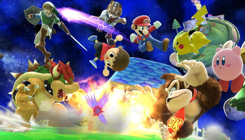 My Favorite Thing About Smash Bros. on the Wii U