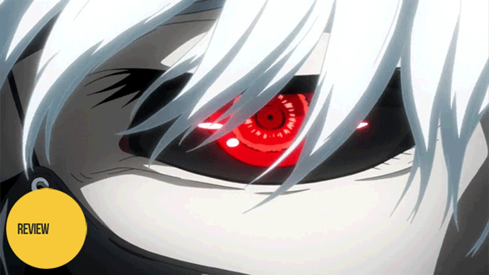 Tokyo Ghoul √A Has Strong Characters But a Weak Story