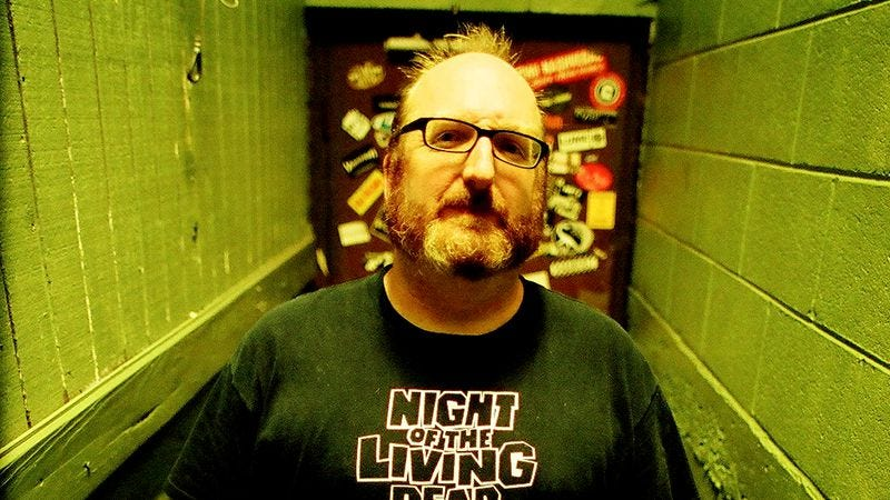 """Illustration for article titled Brian Posehn on why he hates Katy Perry's """"Firework"""""""