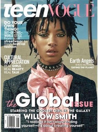 Willow SmithTeen Vogue