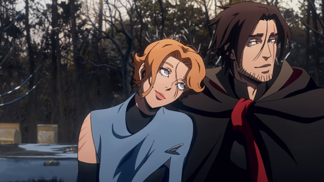 6 Things We Loved, and 2 Things We Didn t, About Castlevania Season 3