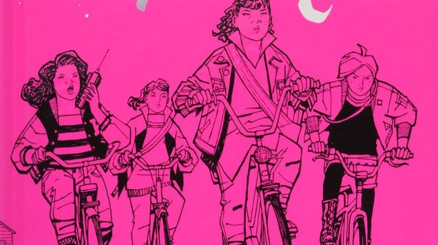Amazon s Paper Girls Series Has Cast Its Paper Girls
