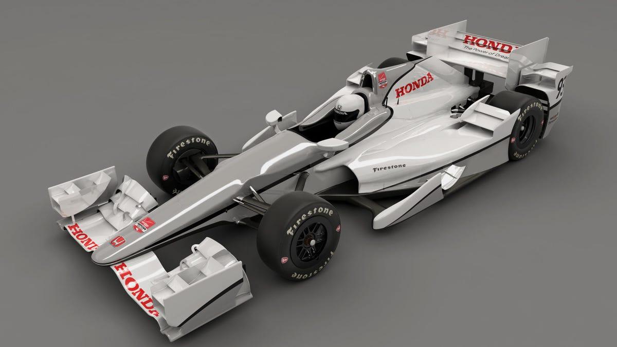 The Secrets of IndyCar Aero Kits