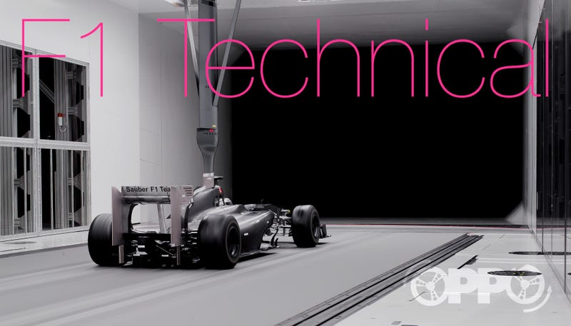 Illustration for article titled F1 Technical on Oppo - Suzuka Grand Prix