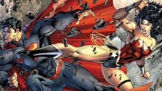 Superman and Wonder WomanDC Comics