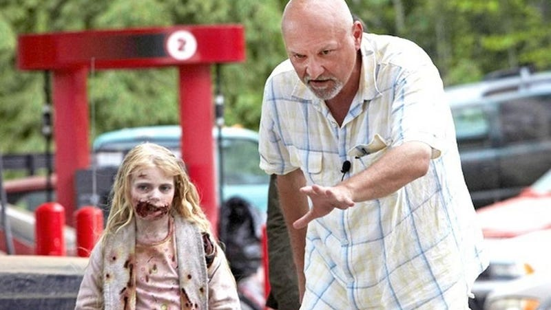 Illustration for article titled How Much Does Ex-Walking Dead Showrunner Frank Darabont Hate AMC? So Much, You Guys
