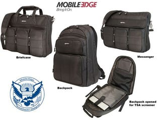 We Have Known For Quite Some Time That The Tsa Would Allow Companies To Develop Checkpoint Friendly Laptop Cases And Now First Products Are Beginning
