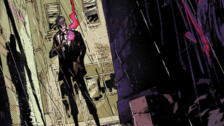 Illustration for article titled The New Constantine Comic Is Way More Comfortable With His Bisexuality