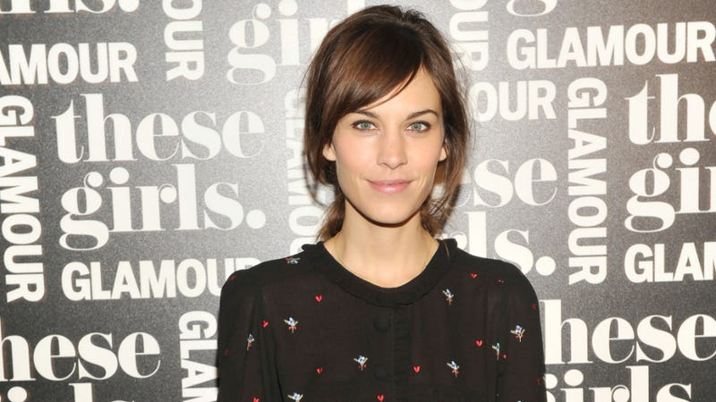 Illustration for article titled Alexa Chung Doesn't Want to be Your Thinspo: 'Just Because I Exist in This Shape Doesn't Mean I'm Advocating It'