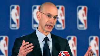 Illustration for article titled Adam Silver Is Trying His Best To Ignore Tanking