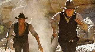 Illustration for article titled Cowboys & Aliens Picture