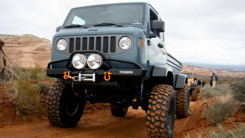 Jeep Mighty Fc >> Jeep Mighty Fc Concept First Drive