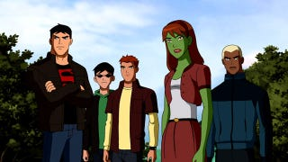 Illustration for article titled DC's Animated Young Justice is Old Enough for Its Own Video Game