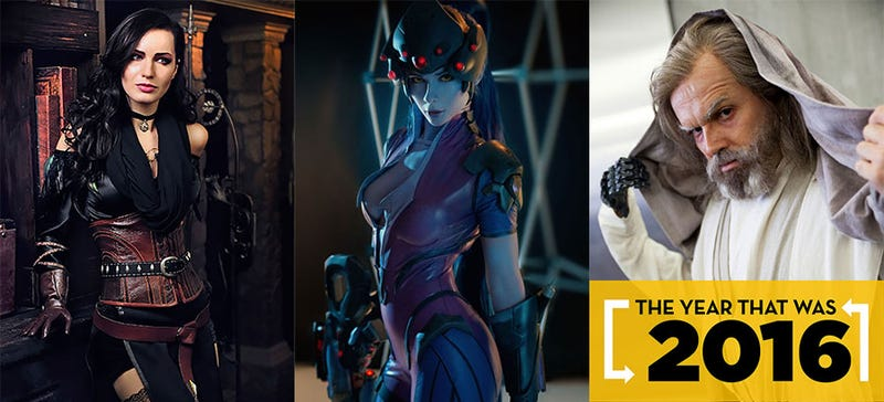 The Best Cosplay Of 2016