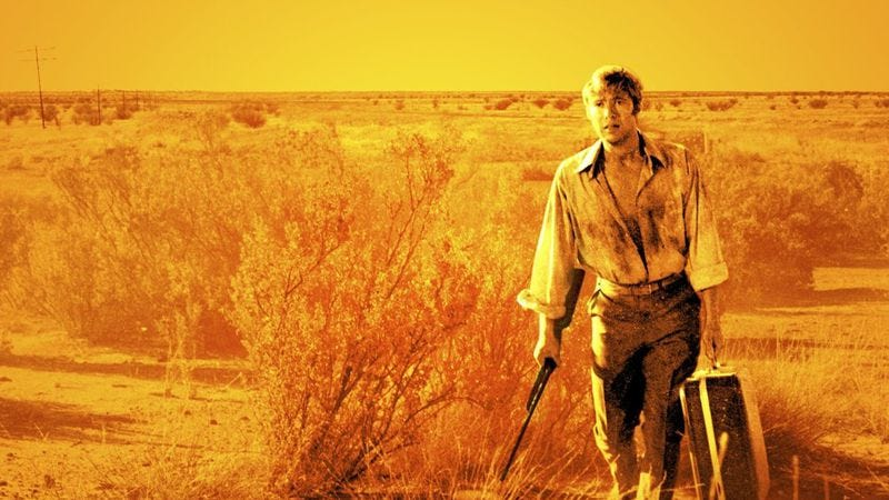 Illustration for article titled Wake In Fright