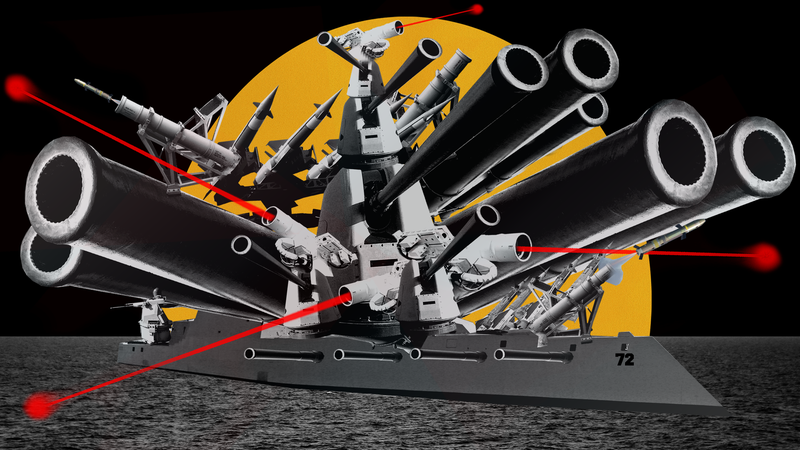 What A 21st Century Battleship Could Look Like