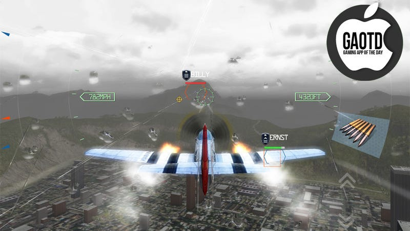 Illustration for article titled Sky Gamblers: Air Supremacy is Like Having a Little Ace Combat in Your Pants