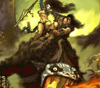 Illustration for article titled Brutal Legend Demo Out Next Month