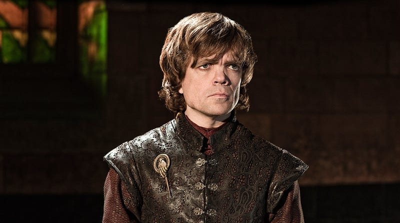 Illustration for article titled Peter Dinklage Sums Up The Entirety Of Game Of Thrones In 45 Seconds