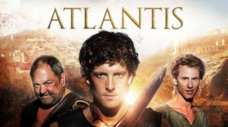 Illustration for article titled Anyone else watching Atlantis?