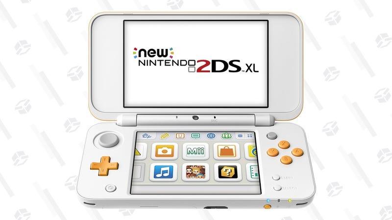 Nintendo 2DS XL   $130   Amazon