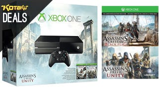 Illustration for article titled Xbox with Three Games for $379, PS4 Bundle for $380, and More Deals