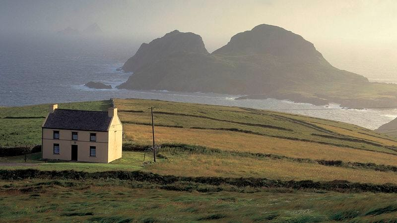 Illustration for article titled New Report Finds Moving To Isolated Seaside Cottage Greatly Increases Productivity