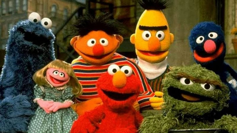 Illustration for article titled Sesame Street to become big Hollywood movie that more angry people can accuse of weirdly political things