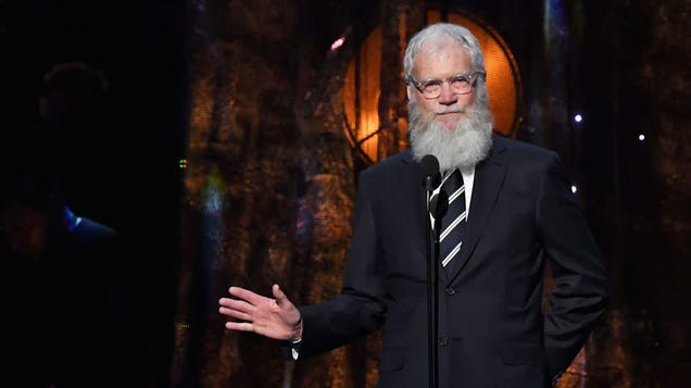 "David Letterman says we need to ""stop yakking about what a goon"" Trump is and vote"