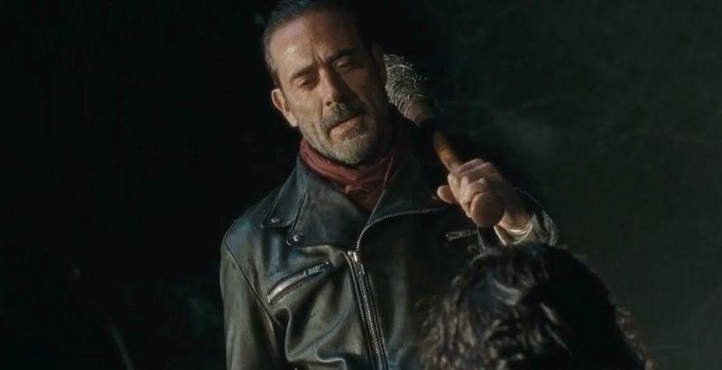 Illustration for article titled ¿Quién muere en el final de temporada de The Walking Dead? Esta parece ser la respuesta