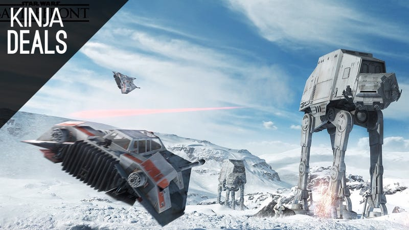 Illustration for article titled Battlefront, Assassin's Creed, and Black Ops III Have Great PC Discounts Today