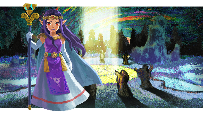 Illustration for article titled It Takes Five Minutes To Reach The First Dungeon In The Newest Zelda