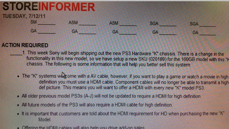 Illustration for article titled Is Sony Quietly Removing a PS3 Feature?