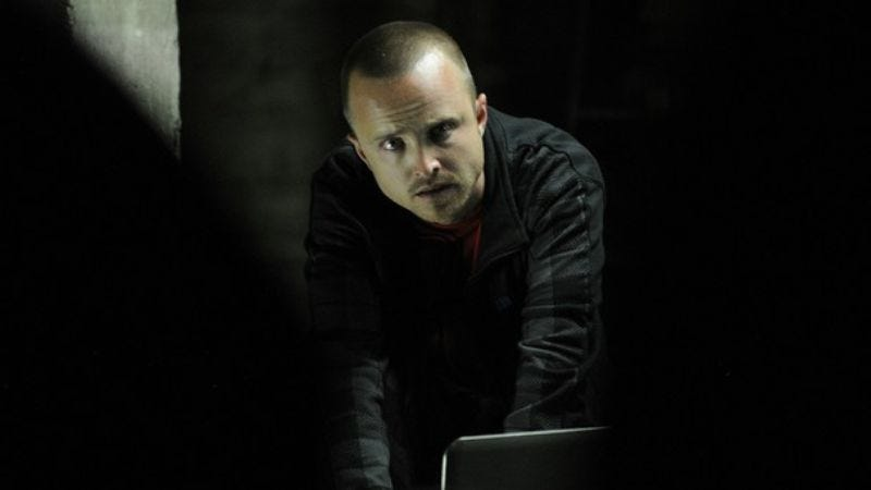 """Illustration for article titled Count the times Jesse Pinkman says """"bitch"""" on Breaking Bad"""